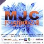 Affiche exposition Plastikbazar 2010