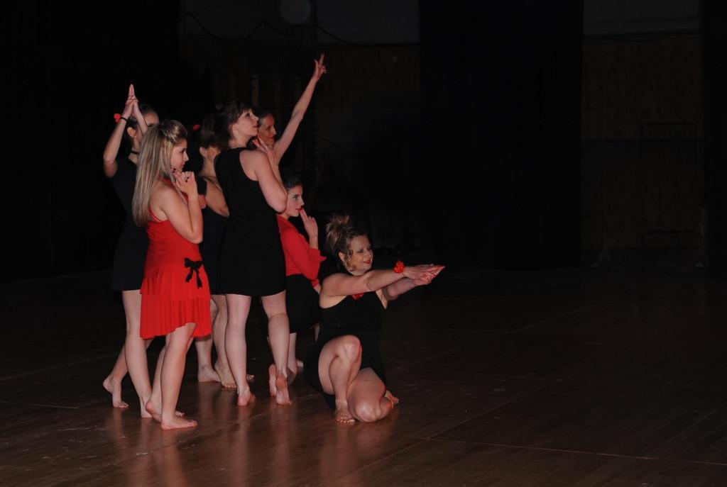 Danse Jazz/Comtemporain