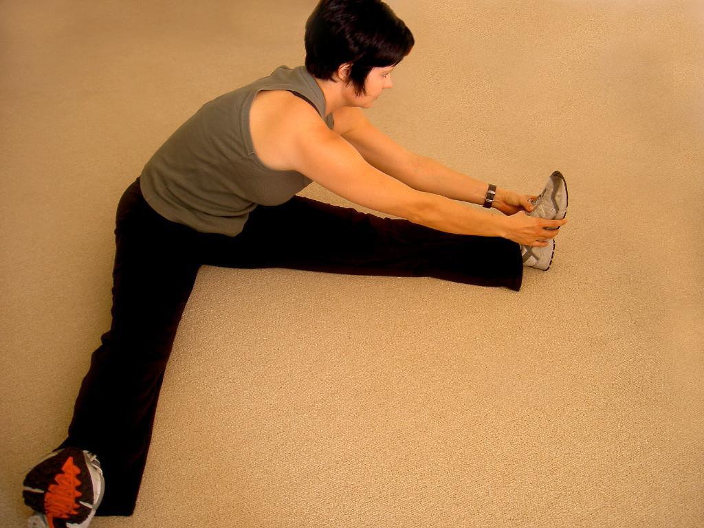 (R)éveil musculaire et étirements en mouvement