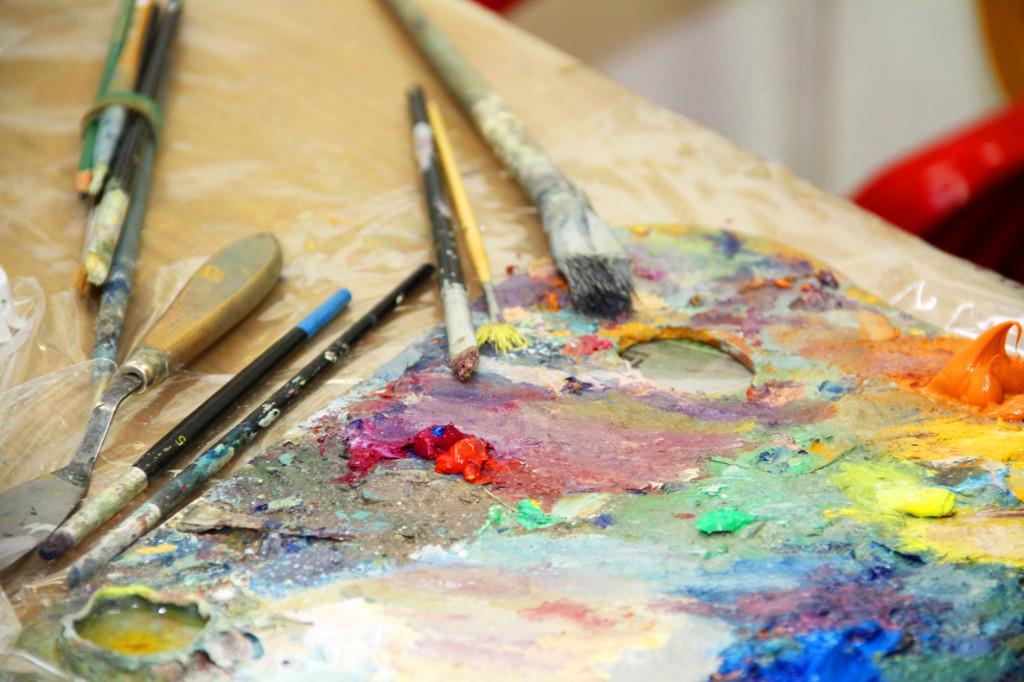 Détente artistique et créative