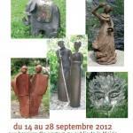 Exposition d'ateliers septembre 2012