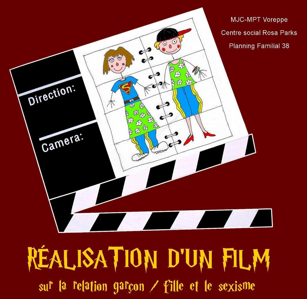 Stage Réalisation de Film