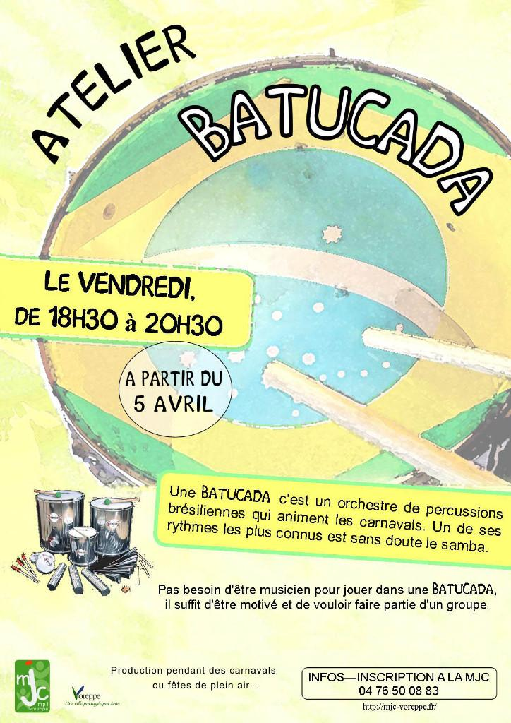 Atelier Batucada
