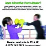FLY boxe anglaise