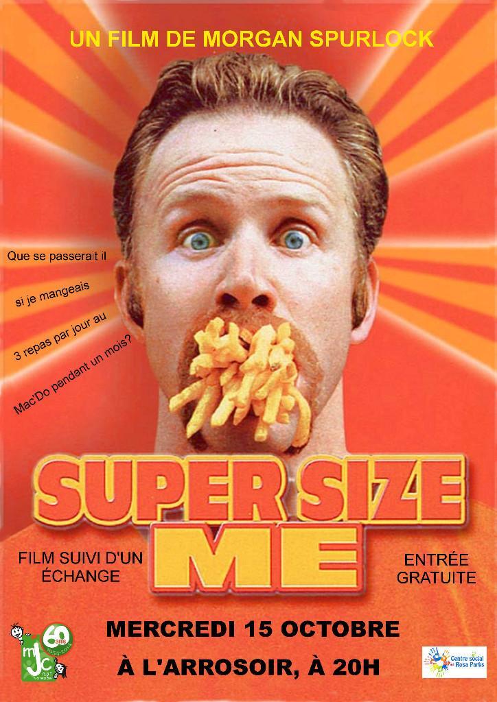 Super Size Me : Projection Débat
