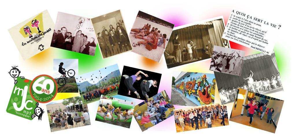 8 Novembre : 60 ans de la MJC