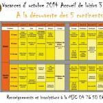 programme_toussaint_2014