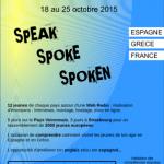 Affiche_speak_spoke_spoken