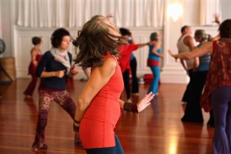 Nia – Mouvement dansé