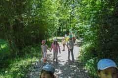 Séjour 6-8 ans à Chichilianne - 16 au 22 juillet 2012