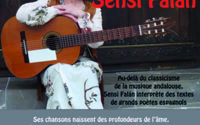 Jeudi 11 avril – Sensi Falan en concert à l'Arrosoir