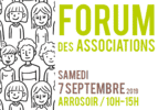 Forum des associations – samedi 7 septembre – L'Arrosoir