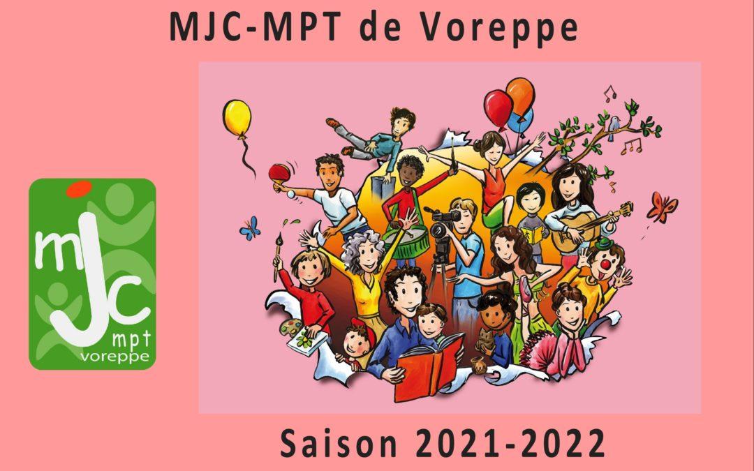 Plaquette des activités 2021-2022