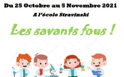Programme accueil de loisirs 3/12 ans – Vacances d'automne
