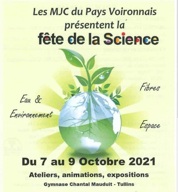 Fête de la science – édition 2021