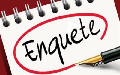 ENQUETE – MJC